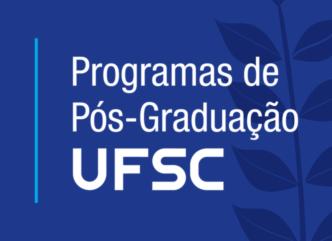 Programas de Pós-Graduação UFSC